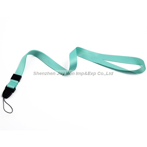 Polyester Blank Lanyard for Promotion