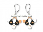 Promotional Soft PVC Mobile Accessory for Fashion