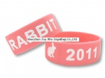 Promotional Wide Silicone Wristband