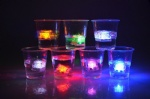 Promotional LED Flashing Ice Cube for Bar