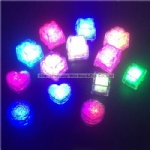 Promotional Glowing Shinning LED Ice Cube for Party Supplies