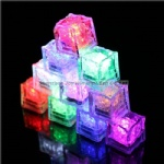 Promotional LED Flash Ice Cube for Party Birthday