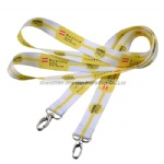 Heat Transfer Polyester Lanyard for Wholesale