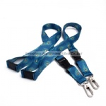 Custom Polyester Heat Transfer Sublimation Printed Lanyard
