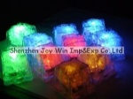 Flashing Square Led Ice Cube for Promotion